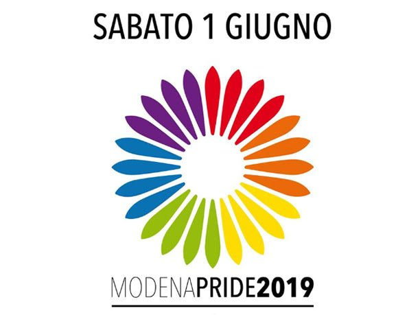 """""""Modena Pride"""" 1 giugno 2019, Modena"""