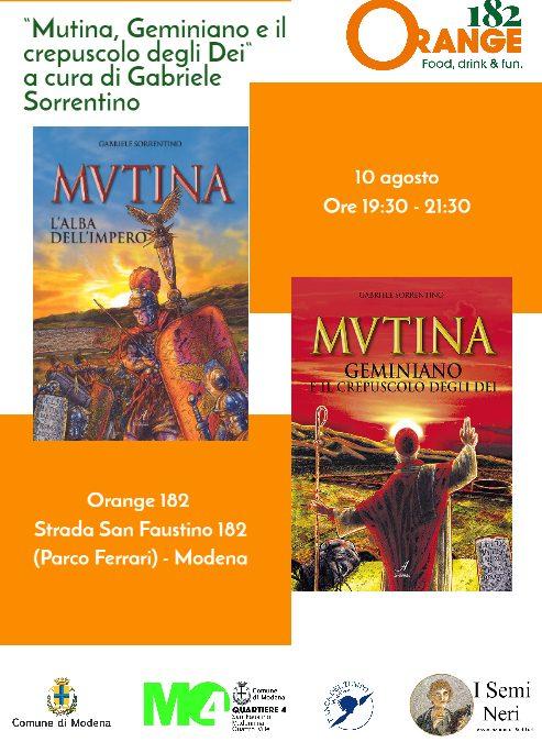 Mutina, Geminiano e il Crepuscolo degli Dei