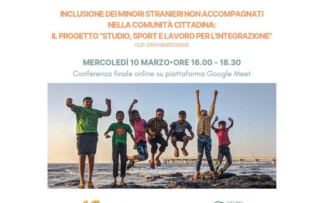 """Inclusione dei minori stranieri non accompagnati nella comunità cittadina: il progetto """"Studio, sport e lavoro per l'integrazione"""""""
